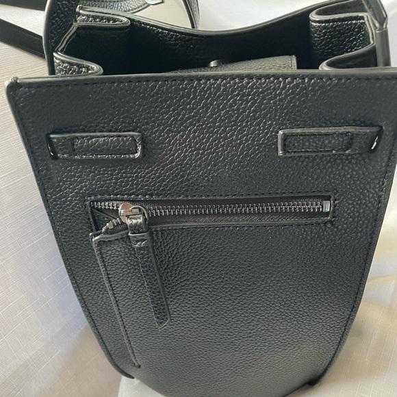Calvin Klein Lennon Crossbody Bucket Bag NWT